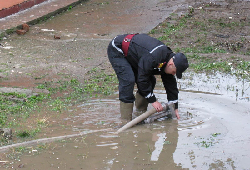Comitet pentru Situaţii de Urgenţă din cauza ploii. Moldova şi Siretul, monitorizate