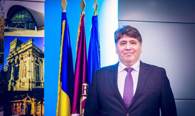 Primarul Laurenţiu Leoreanu îşi preia mandatul
