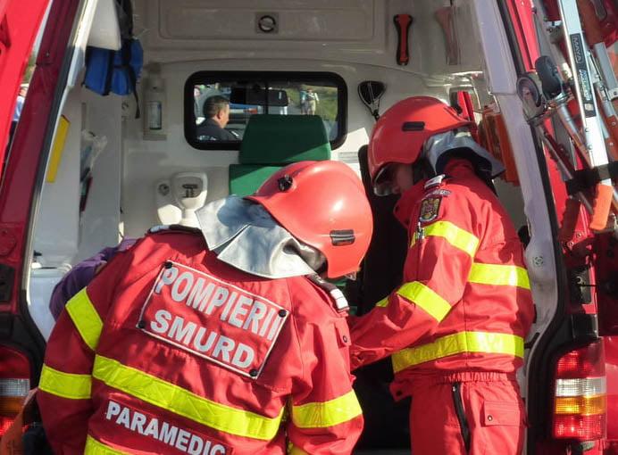 Echipajele SMURD Neamț, solicitate să acorde asistență pentru 7.134 de persoane