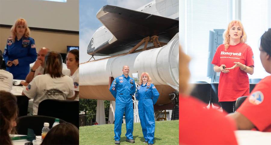 Profesor din Roman, singurul Ambasador European la Space Academy via NASA
