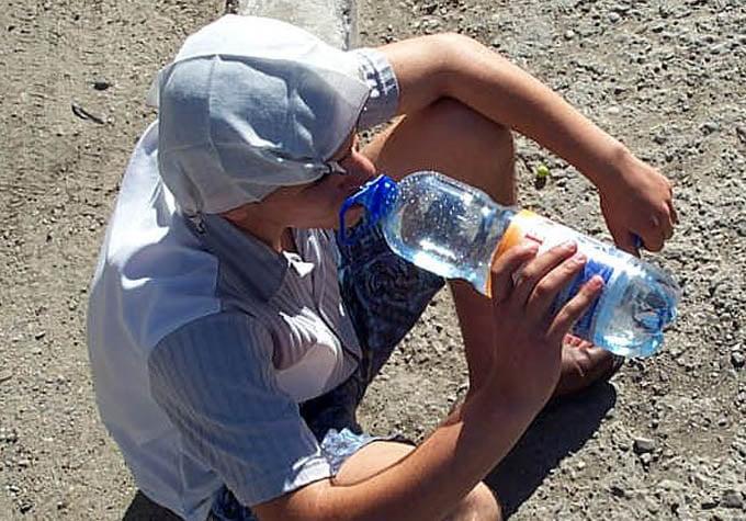 DSP Neamț: recomandări pentru perioadele cu temperaturi ridicate