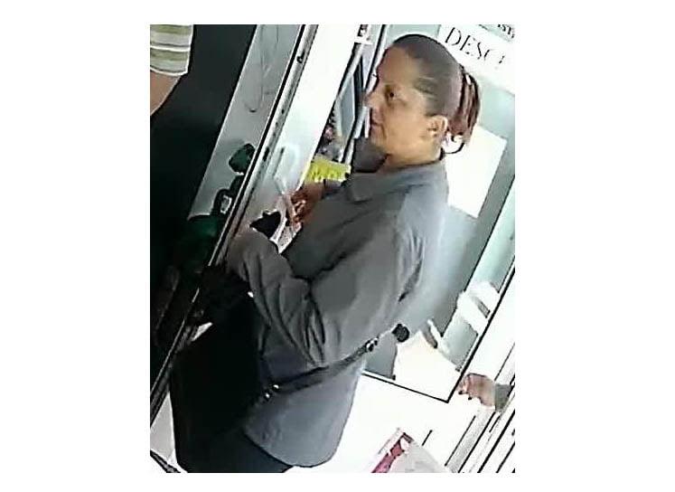 Suspectă de furt, căutată de două luni de poliţişti