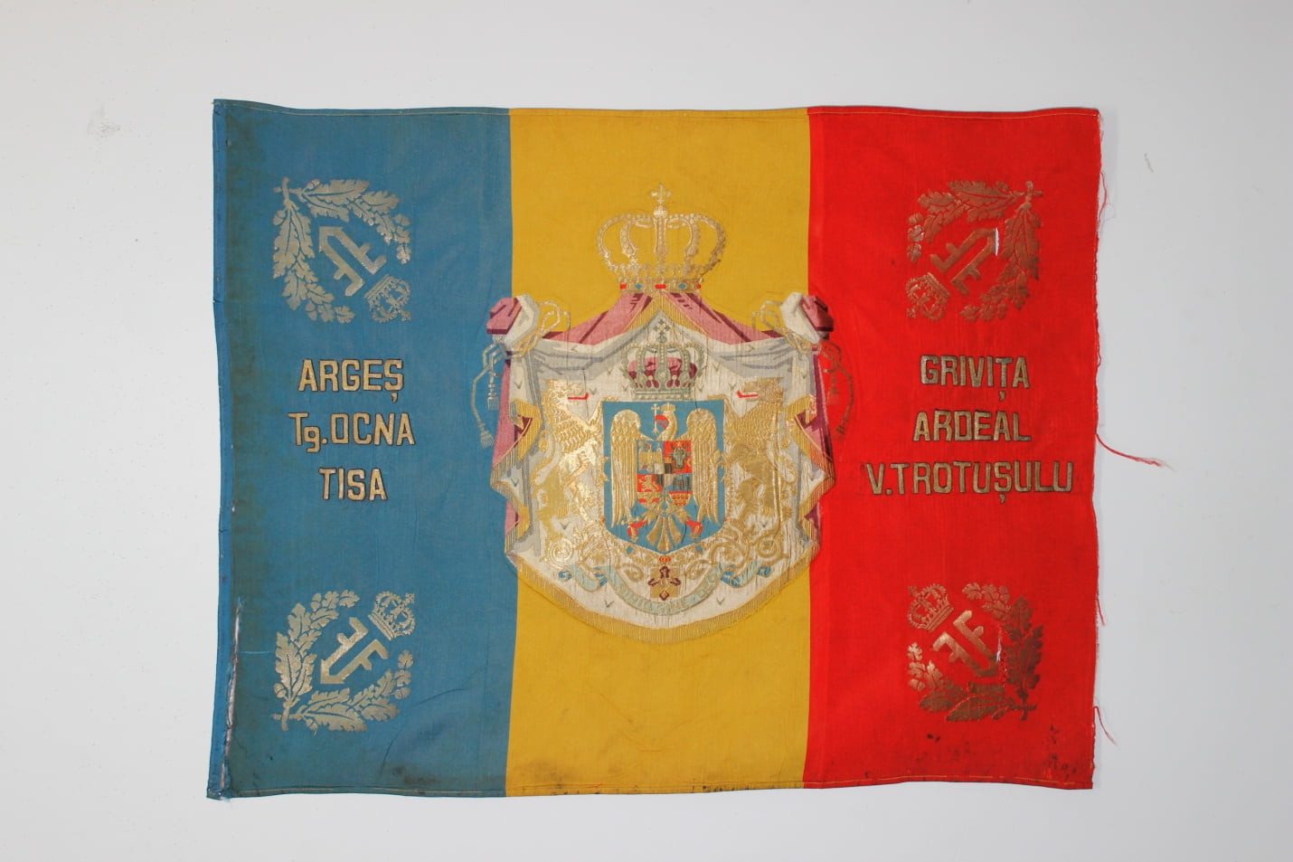 """Unităţi din subordinea Diviziei 7 Infanterie """"Roman"""" decorate cu Ordinul """"Mihai Viteazul"""" în primul război mondial"""