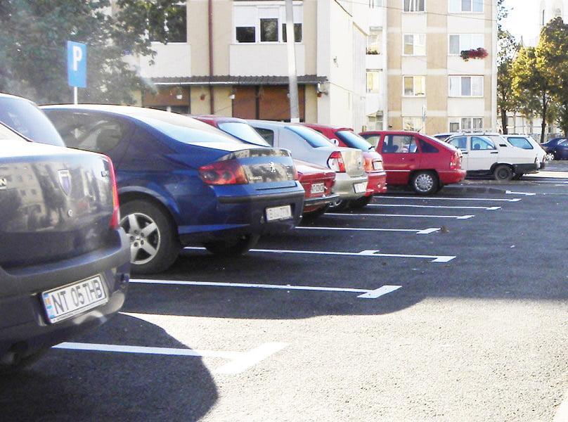 Ce parcări urmează să se mai facă anul acesta în Roman