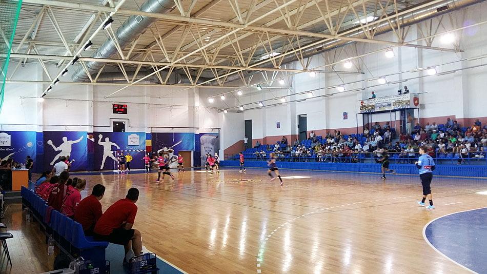 """CSM Roman, la a XI-a ediție a Turneului de handbal feminin """"Roman-Vodă Muşat"""""""