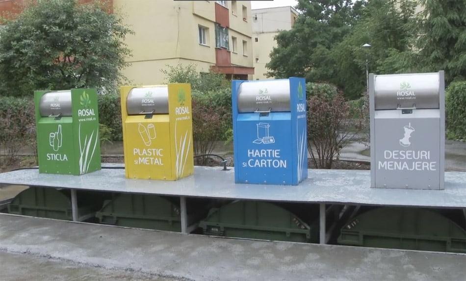 [VIDEO] La Roman când vom avea o colectare a deşeurilor modernă?