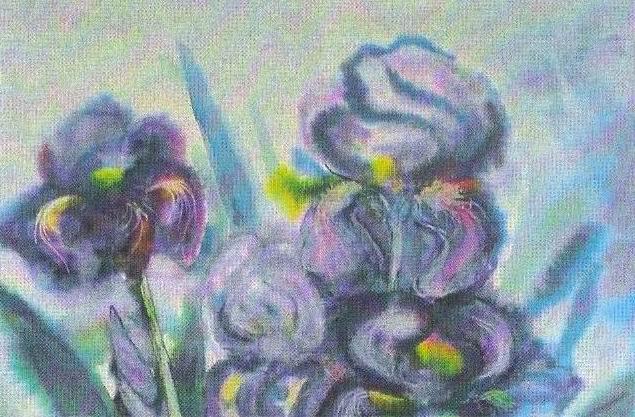 Sub cerul artistic, cu o Artistă rămasă în Cer