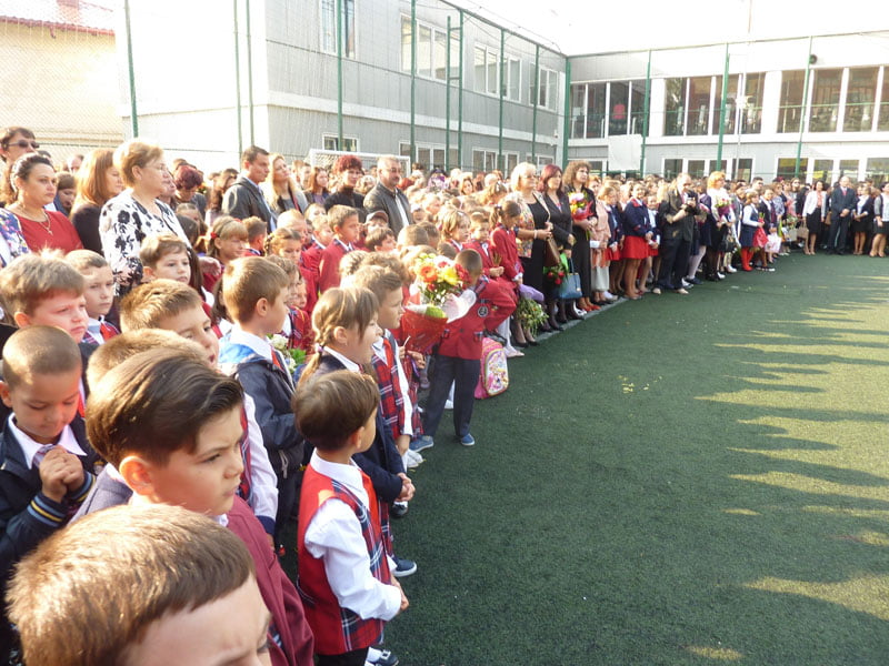 Orele pentru festivitățile de deschidere a anului școlar, la școlile din Roman