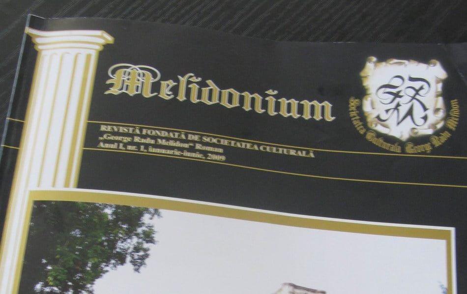 """Un """"Melidonium"""" pornit spre zbor înalt"""