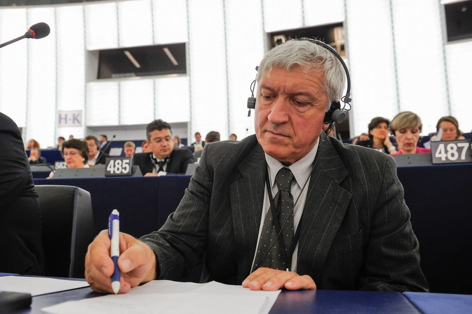 Mircea Diaconu vrea salvarea Casei Spiţerului Brukner, a Spitalului Vechi, a Casei Celibidache şi a Cetăţii Noi de la Gâdinţi