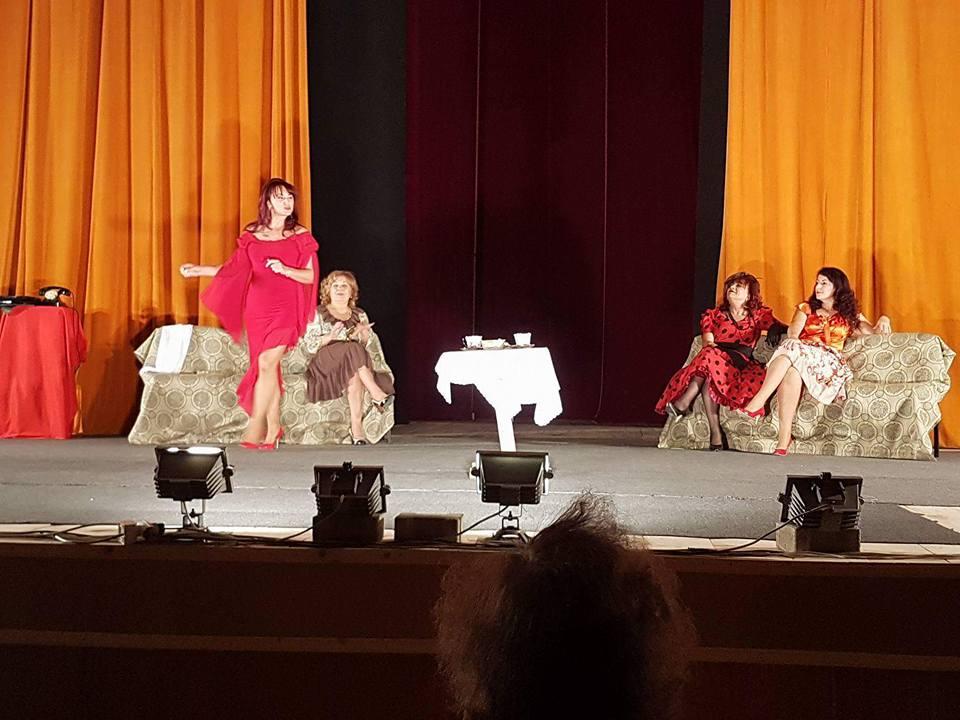 """Trupa de Teatru """"Dan Alecsandrescu"""" revine pe scenă"""