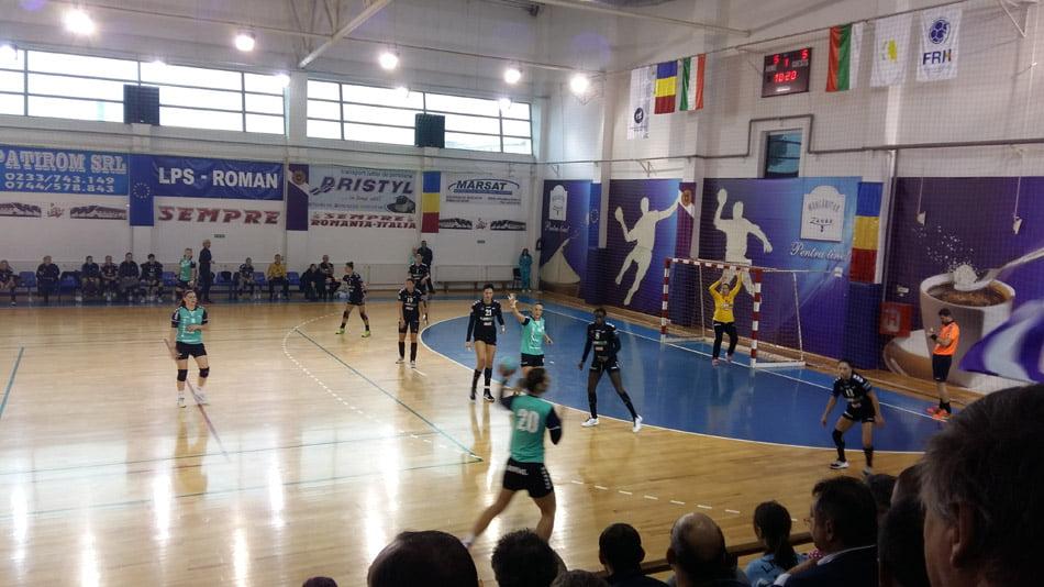 CSM Roman a ratat calificarea în turul III al Cupei EHF