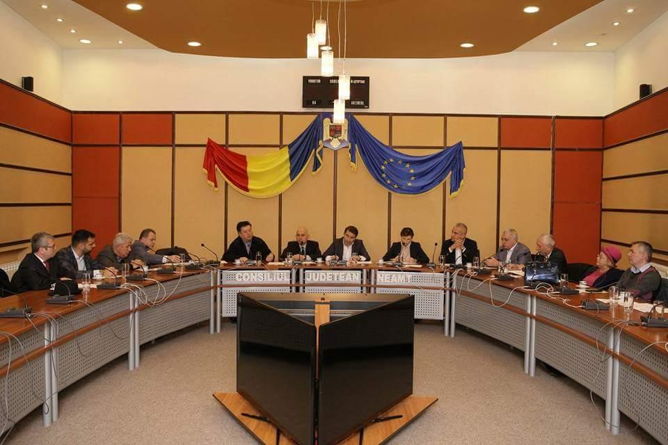 Birou Unic la Camera de Comerț și Industrie Neamț