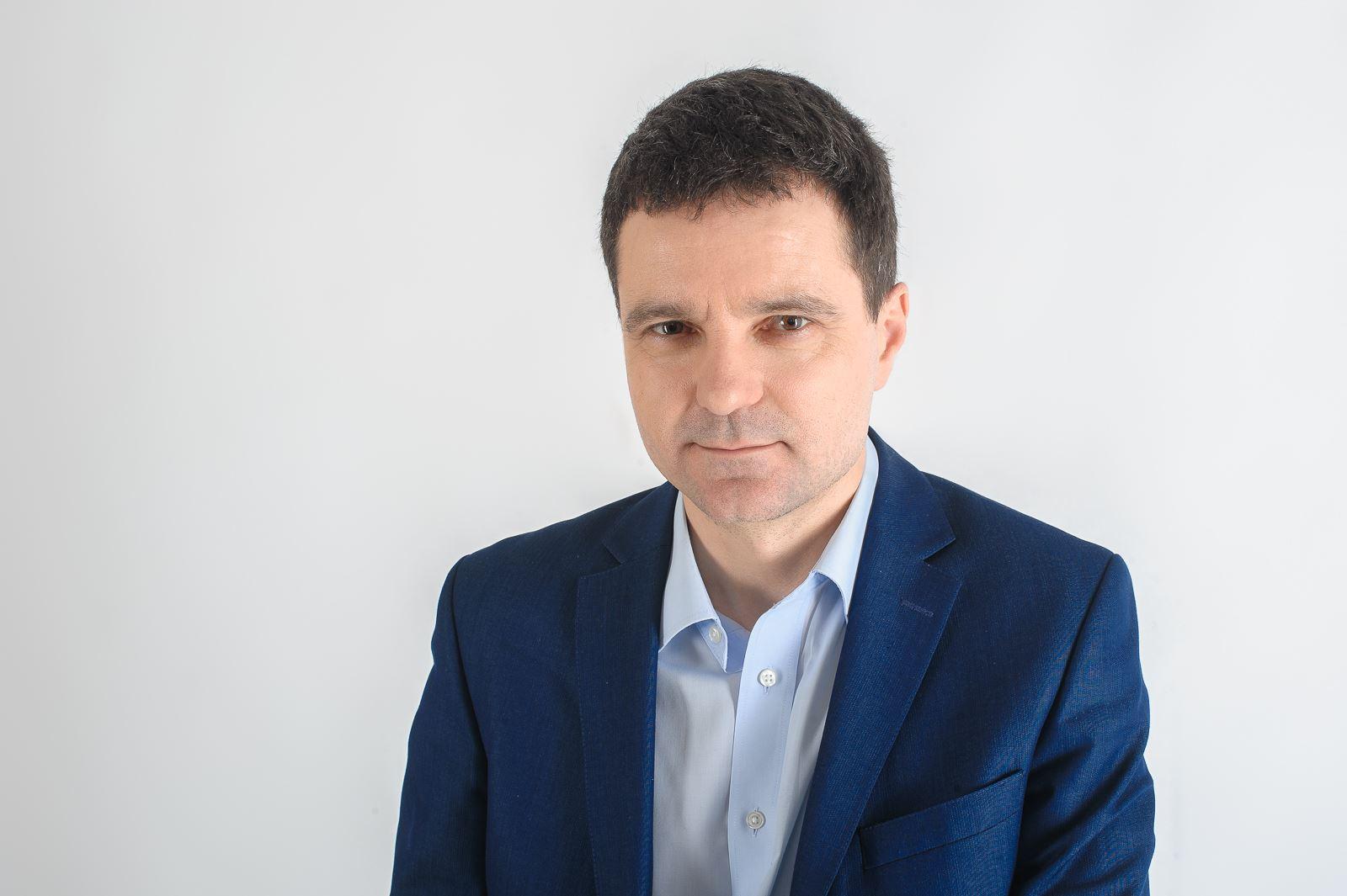 Nicușor Dan revine la Roman să lanseze candidatul USR la Primăria Municipiului Roman