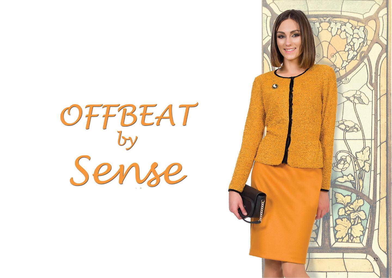 OFFBEAT – noua colecție a brandului Sense