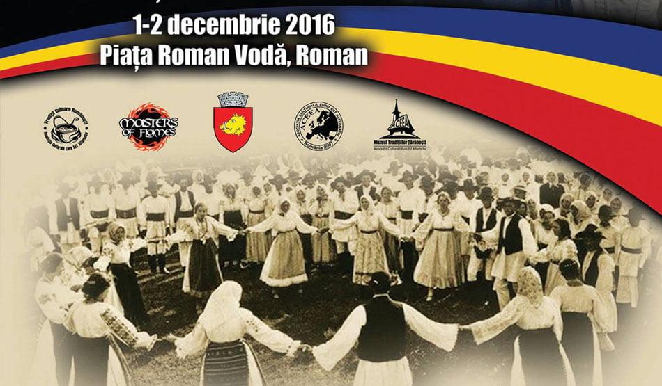 Programul manifestărilor de pe 1 și 2 decembrie