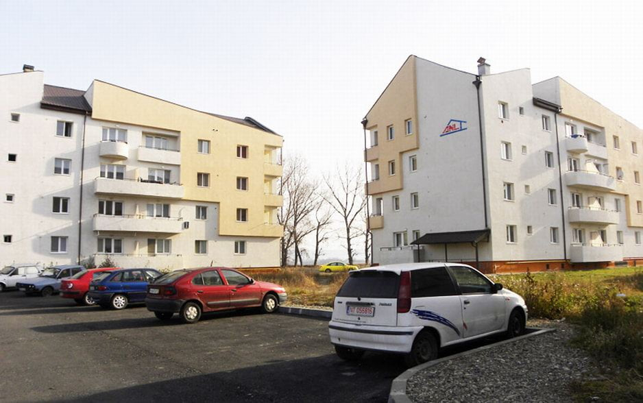 Se vând patru locuințe ANL
