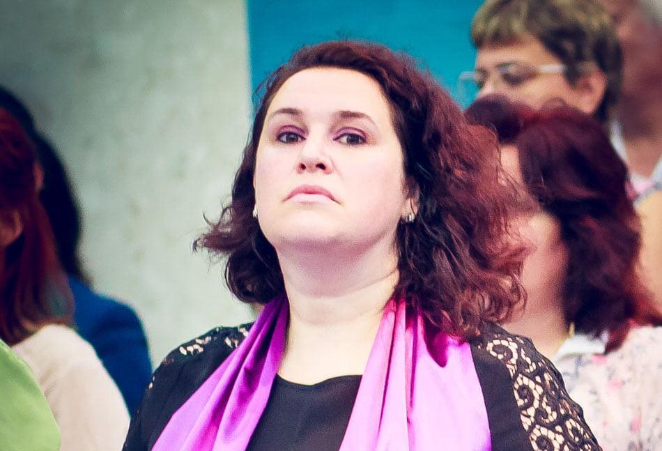 Roxana Ioana Iorga este de joi primar desemnat al municipiului Roman
