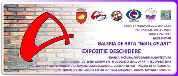 "Se deschide ""Galeria Wall of Art"""