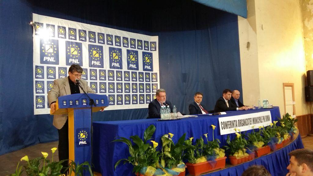 Deputatul Laurențiu Dan Leoreanu, reconfirmat președinte al liberalilor romașcani