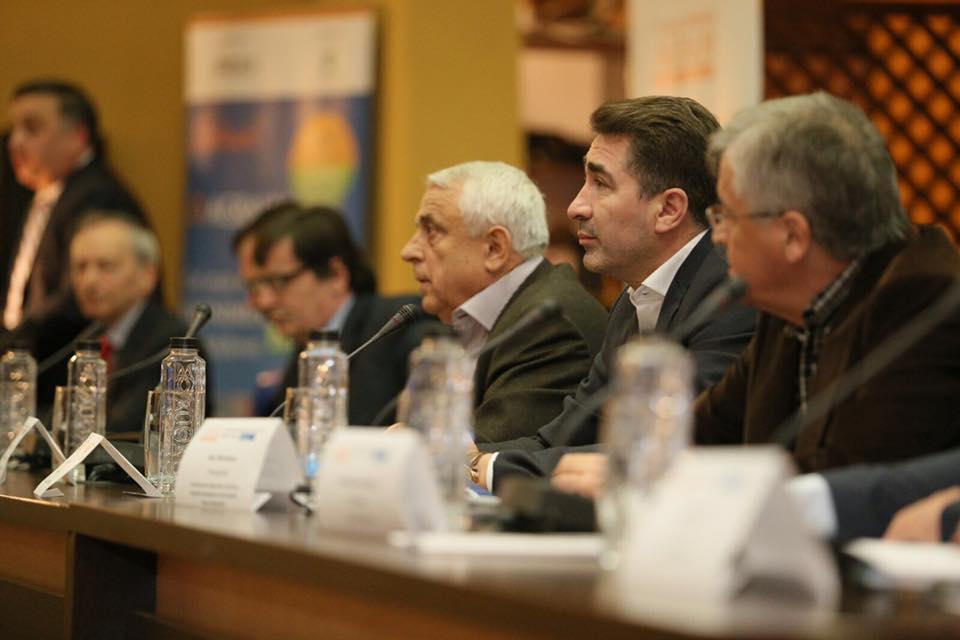 """Ministrul Agriculturii la Piatra Neamț: """"Primul obiectiv a fost, este și va rămâne acordarea subvențiilor la timp"""""""