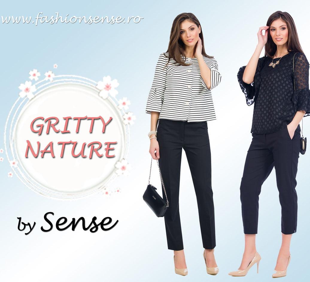 GRITTY NATURE – noua colecție a brandului Sense