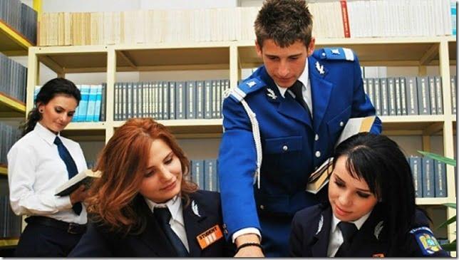 Jandarmeria are alocate peste 400 de locuri în instituţiile militare de învăţământ ale MAI