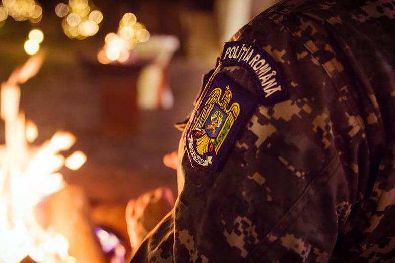 O nouă razie a polițiștilor și jandarmilor, organizată duminică seară în zona Roman