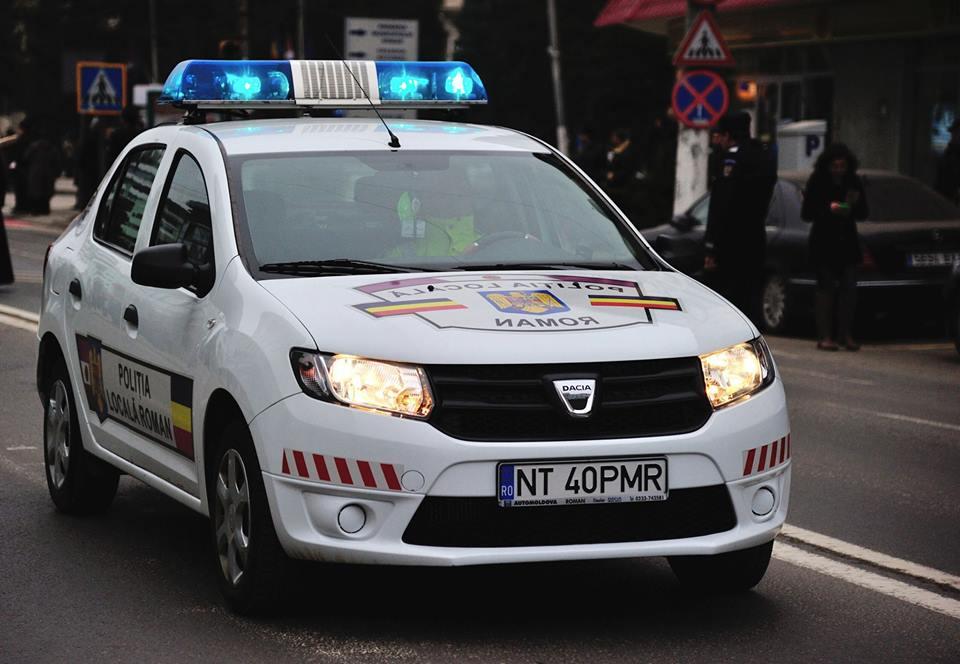Primăria Roman organizează concurs pentru două posturi de polițist local
