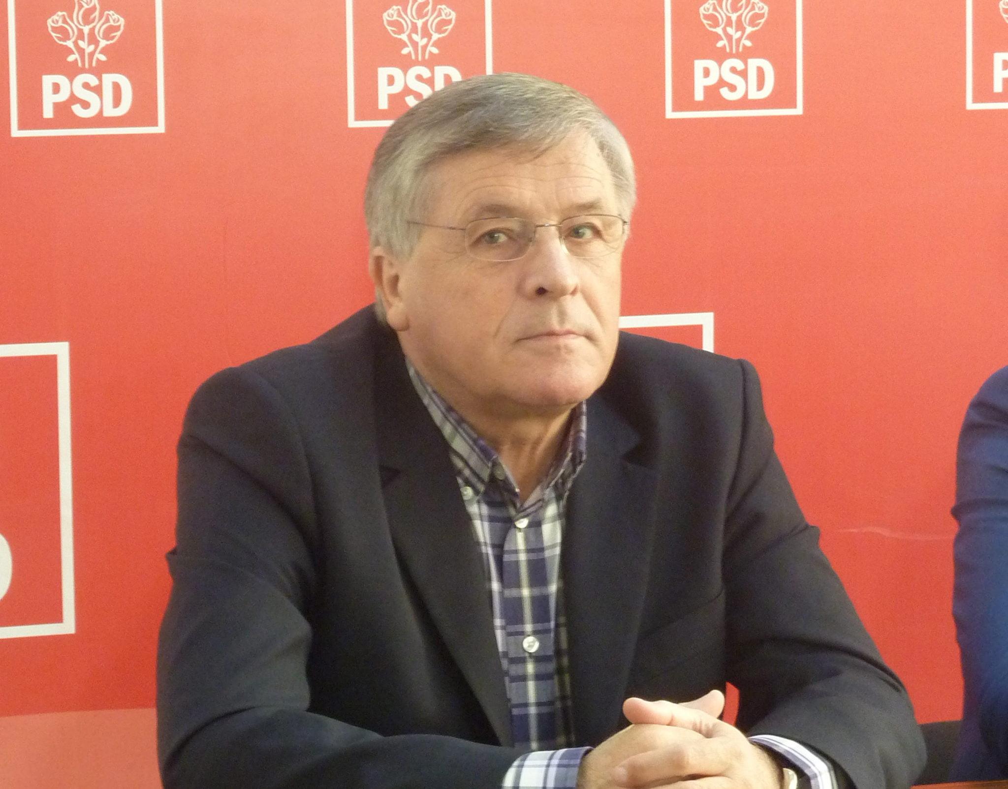 Deputatul Ioan Munteanu, trimis în judecată, sub control judiciar