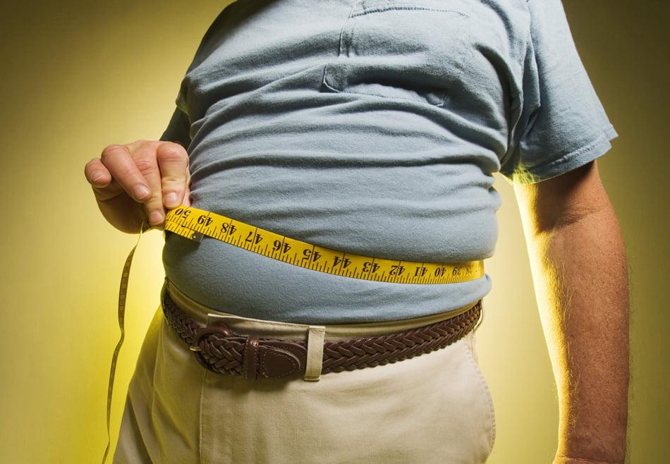 Aproape 13.000 de nemțeni erau diagnosticați cu obezitate, la finalul anului trecut