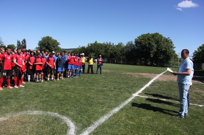 Biruința Gherăești, calificată în play-off-ul Campionatului Național de Oină
