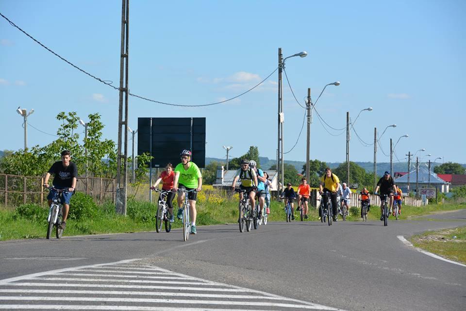 Sâmbătă, un nou tur ciclist al Romanului, cu ocazia Săptămânii Europene a Mobilităţii
