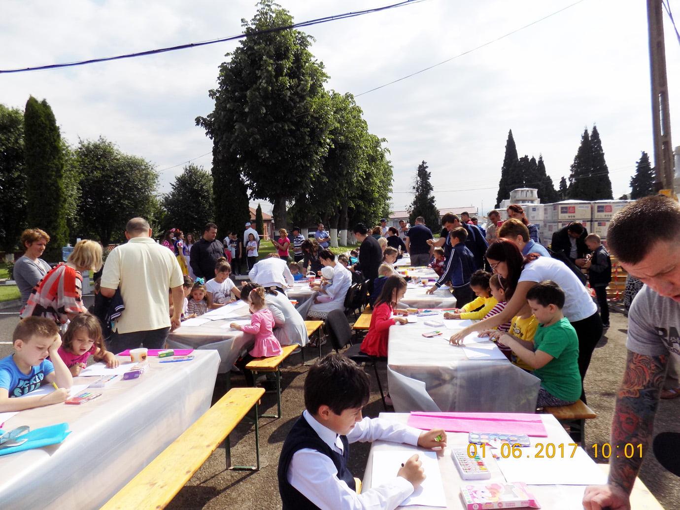 1 Iunie 2017, Ziua Porților Deschise la Cersanit România