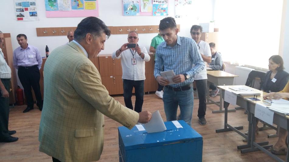 """Alegeri locale la Roman. Deputatul Laurențiu Leoreanu: """"Doamne ajută!"""""""