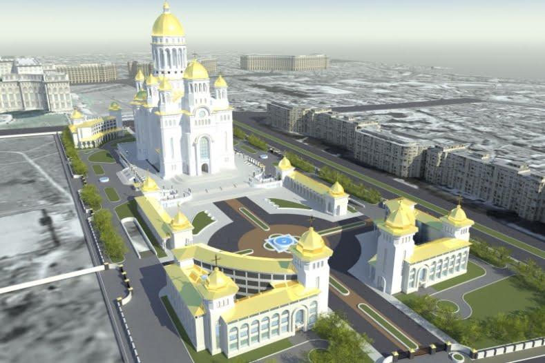 Arhiepiscopia Romanului și Bacăului a donat 1 milion de lei pentru construirea Catedralei Mântuirii Neamului