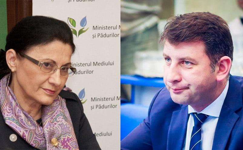 Război între primarul Lucian Micu și vicepreședintele PSD Ecaterina Andronescu