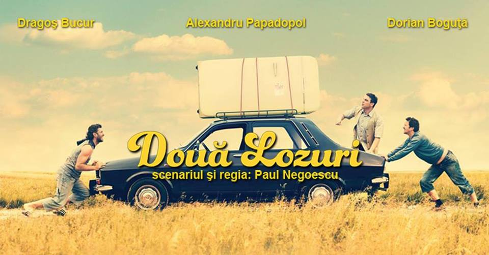 """O nouă proiecție de film la Casa de Cultură: comedia românească """"Două lozuri"""""""