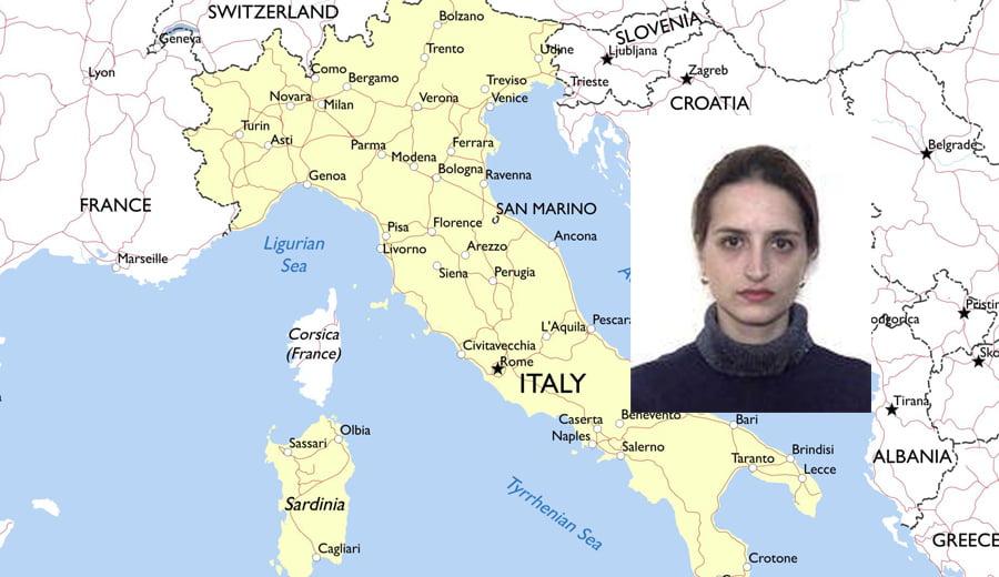 Dată dispărută de familie la 13 ani după ce a plecat în Italia