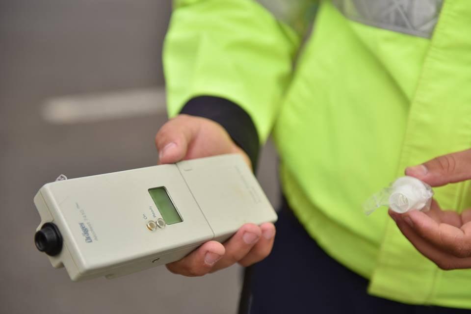 Șoferi sub influența alcoolului, depistați de polițiști