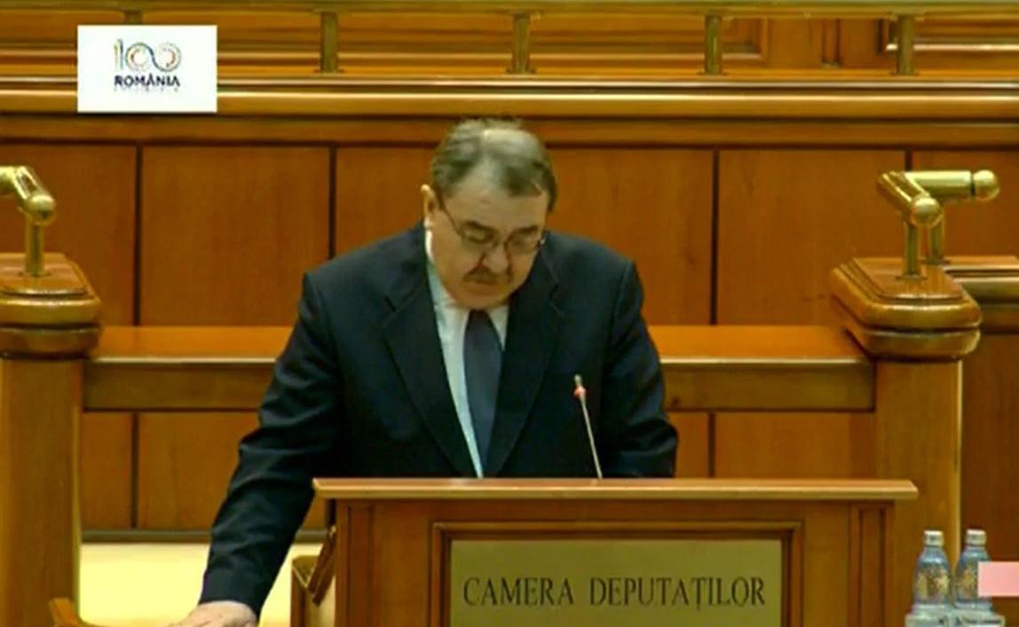 [VIDEO] Viorel Stan a depus jurământul de credință ca deputat de Neamț