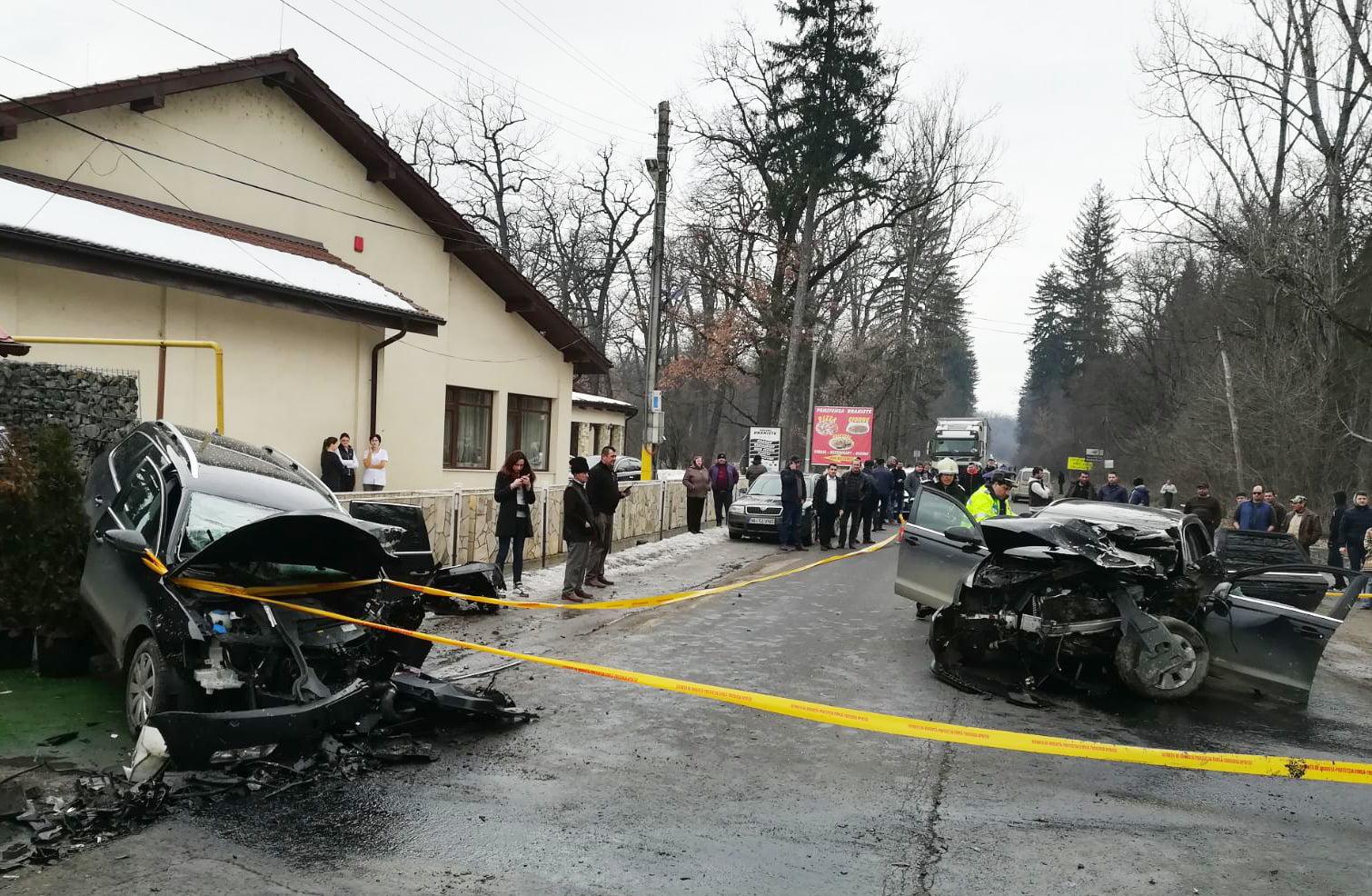 Polițiștii intensifică acțiunile în trafic, după accidentele grave petrecute în Neamț în acest weekend