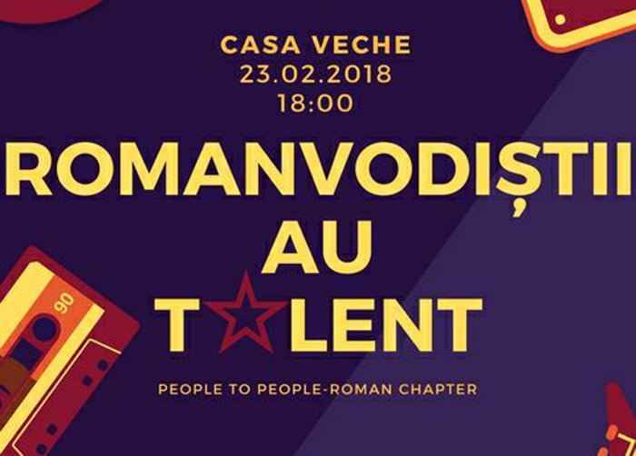 "Dusk Party, după ""Romanvodiștii au talent"""