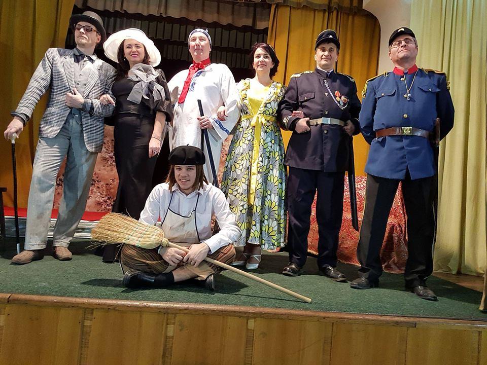 """Început de stagiune la Teatrul """"Dan Alecsandrescu"""" din Roman"""