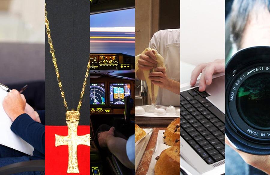 Meserii preferate de tinerii romașcani: psiholog, preot, aviator, cofetar, programator IT sau fotograf
