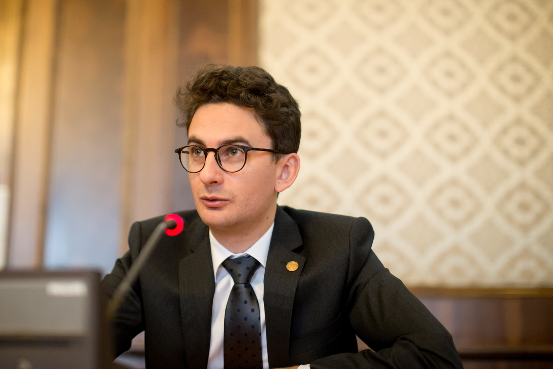 Deputatul Iulian Bulai a fost ales din nou președinte al USR Neamț