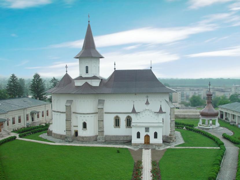 Hramul Catedralei de la Roman, la 10 ani de la ridicarea la rangul de arhiepiscopie