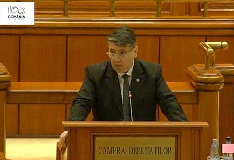 """Vicepreşedintele PNL Laurenţiu Leoreanu: """"Doamna Dăncilă, care e preţul unui vot la moţiunea de cenzură? Încetaţi să folosiţi banii fondului de dezvoltare şi investiţii ca să vă salvaţi funcţia"""""""