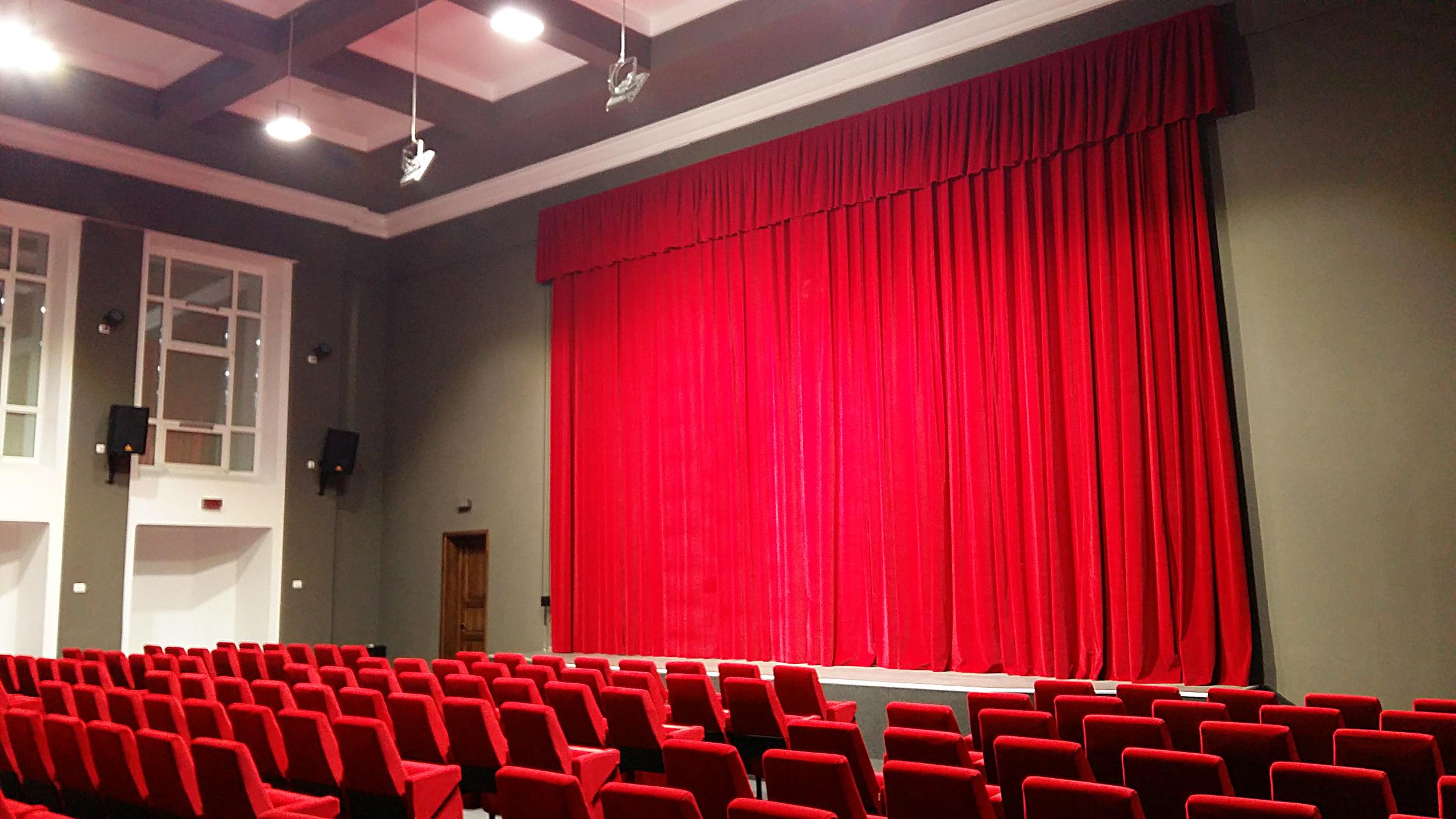 Spectacolele Teatrului Tineretului s-ar putea juca și la Roman