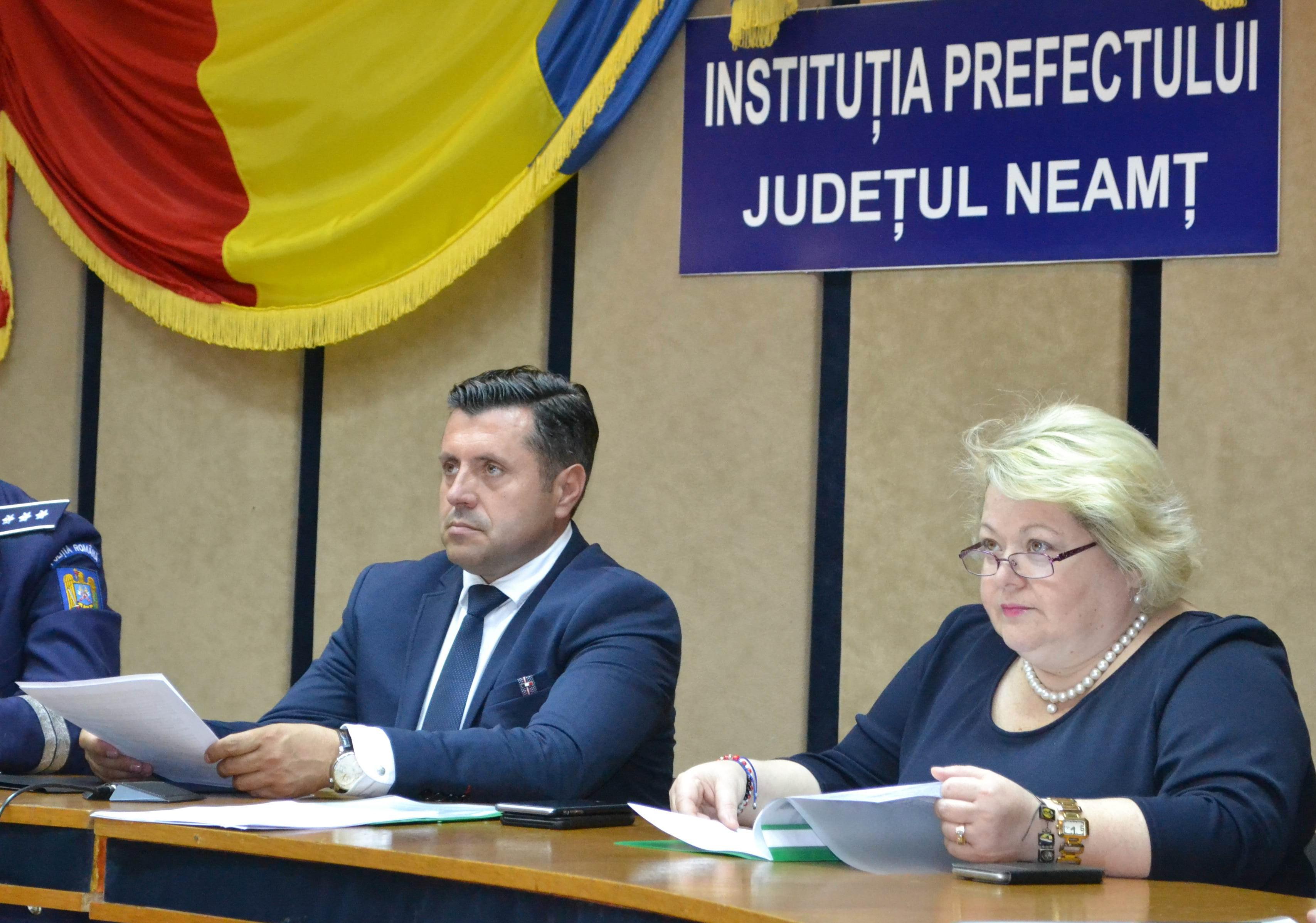 Prefectul Vasile Panaite a fost demis. În locul lui a fost numită Daniela Soroceanu